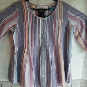 ROAMAN'S WOMEN'S TOP 100% COTTON SZ 18W